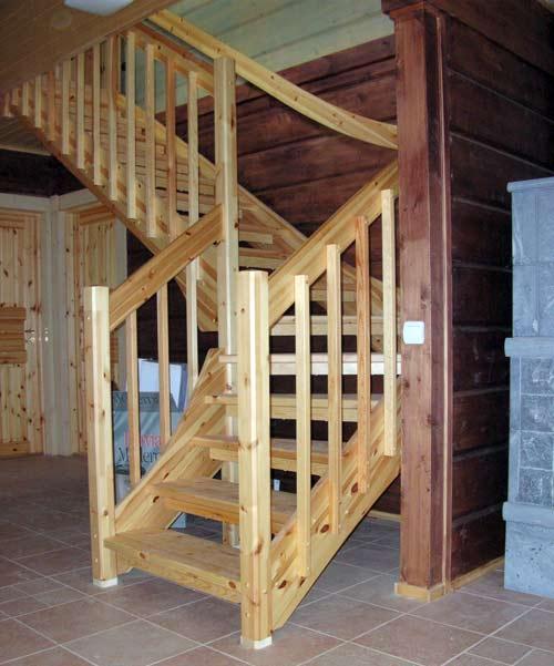 Как крепить лестницу на второй этаж - Всё о лестницах
